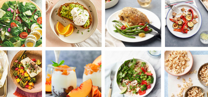A Clean & Simple Meal Plan for the New Year