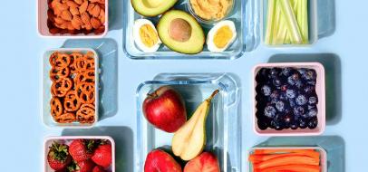 25 Simple Snack Ideas