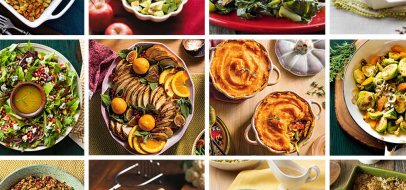 Our Best Recipes for Your Thanksgiving Table