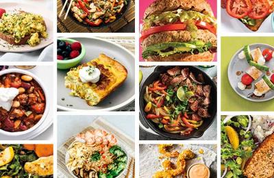Top 20 Recipes of 2020