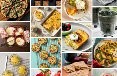 Our Most Popular Breakfast Recipes