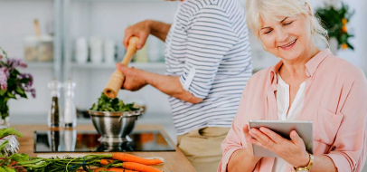 NEW! Recipes to Help Manage Kidney Disease