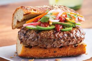 Bàhn Mí Burger (Video)