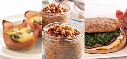 Meal Prep: Breakfast on the Go