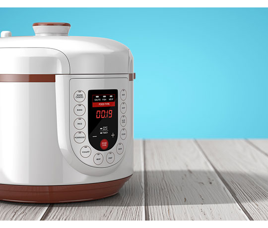 """""""No Pressure"""" Pressure Cooking: Diabetes-Friendly Recipes for Your Instant Pot"""