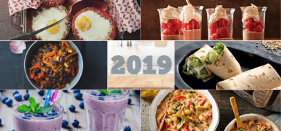 Top 20 Recipes of 2019