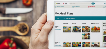 How to Use the Diabetes Food Hub