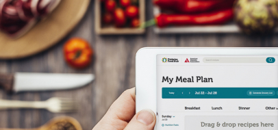 How to Use the Meal Planner and Grocery List