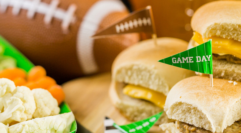 Slideshow: 12 Healthy Tailgating Options