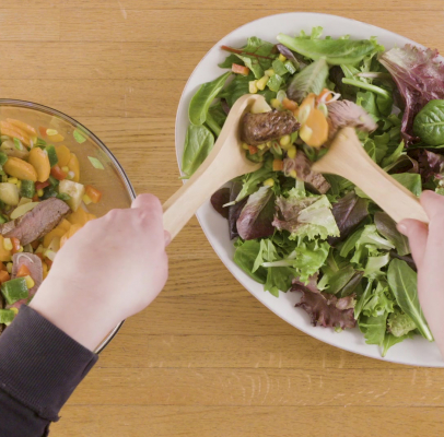 Diabetes food hub video perfect summer salad forumfinder Images
