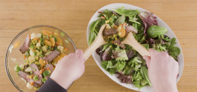 Video: Perfect Summer Salad
