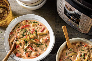 Enter Now to Win an Instant Pot!