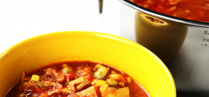 Sponsored Video: Easy Brunswick Stew