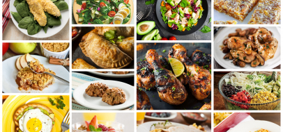 Top 20 Recipes on Diabetes Food Hub