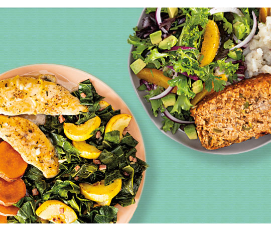 Create-Your-Plate: Simplify Meal Planning with the Plate Method