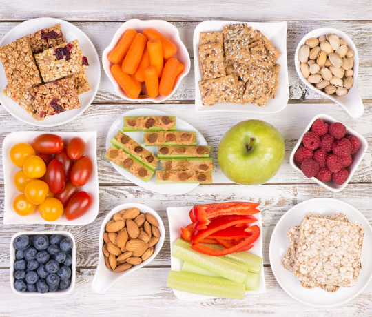 Healthy Snacking with Diabetes: Tips and Recipes