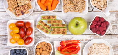 Healthy at Home: Snacking with Diabetes