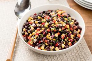 黑豆玉米沙拉-速食食谱