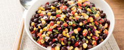 Black Bean and Corn Salad - Quick Recipe
