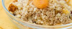 Apricot Pine Nut Cous Cous