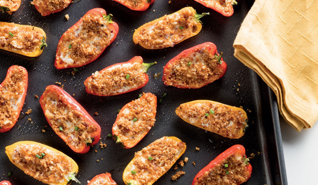 Bell Pepper Poppers