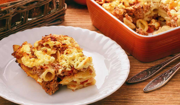 Budget-Friendly Pastitsio (Greek Lasagna)