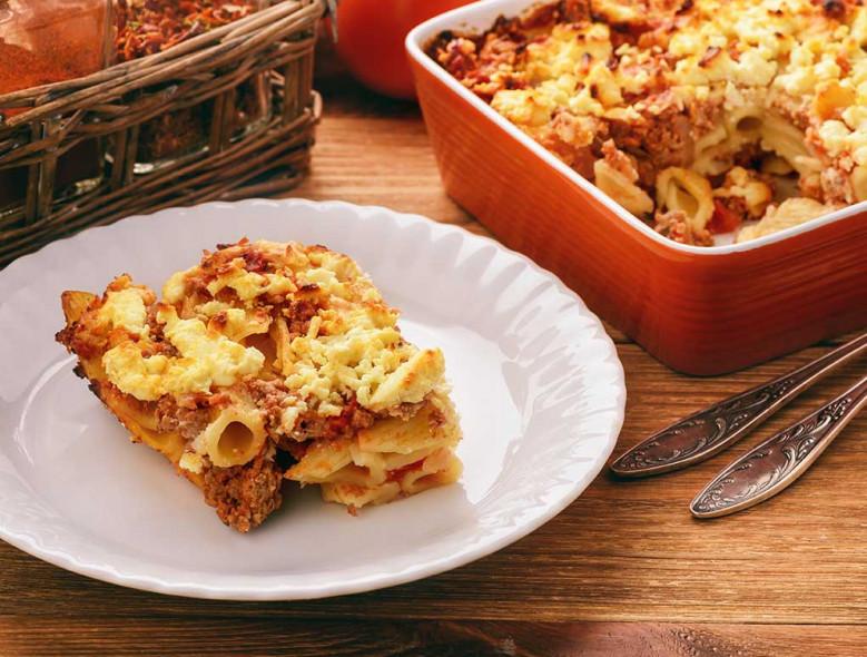 Budget-Friendly Pastitsio (Greek Lasagna)