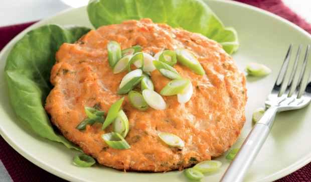 Budget-Friendly Salmon Burgers