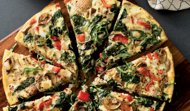Budget-Friendly Summer Vegetable Frittata