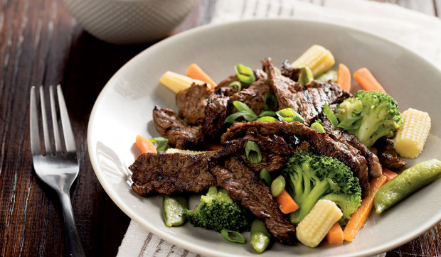 Bulgogi (Grilled Korean Beef)