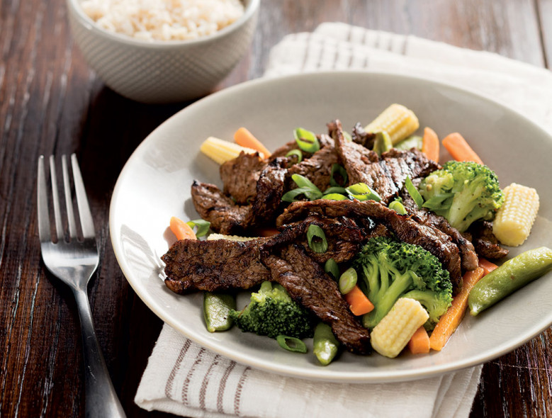Bulgogi Grilled Korean Beef