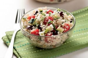 "Cauliflower ""Rice"" Salad"