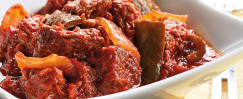 Devin Alexander's Crockpot Chipotle Steak Simmer