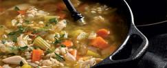 Turkey & Barley Soup