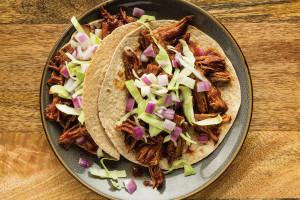 墨西哥辣烤肉卷