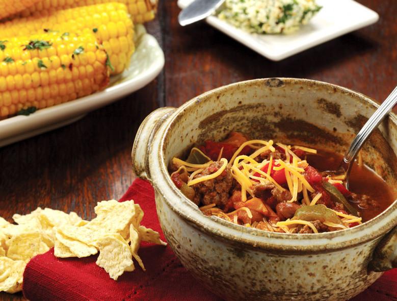 Chop-Free Chili