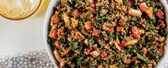 Red Pepper Quinoa