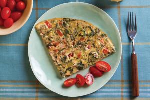 Omelet de Verduras