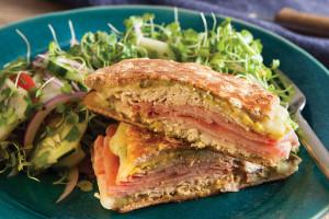Sándwich cubano de Ronaldo