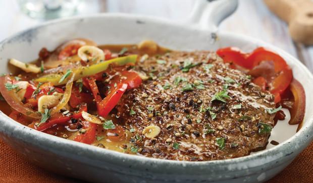 Creole Beef Steak