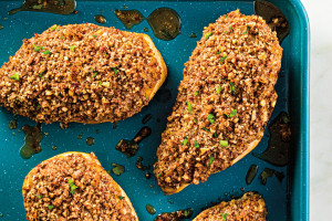 Pecan-Crusted Chicken Breast