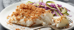 Instant Pot Panko-Crusted Cod