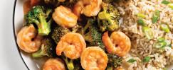 Easy Broccoli and Shrimp Stir-Fry
