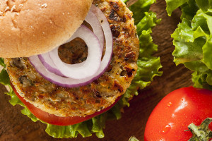 Burger de haricots de base