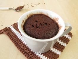 Gluten-Free Chocolate Mug Cake