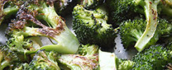 Cubano Roasted Broccoli Florets