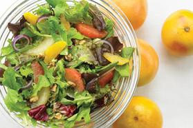 Winter Salad with Citrus