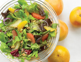 Winter Salad with Citrus