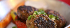 "Brown Rice ""Porcupine"" Meatballs"
