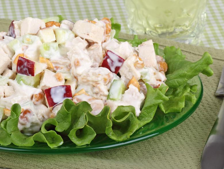 Creamy Chicken Apple Salad